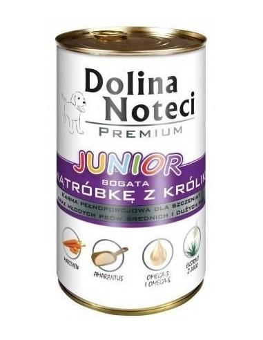 Dolina Noteci Premium Pies Junior...