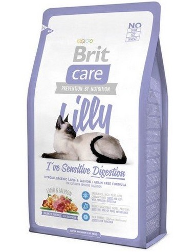Brit Care Cat New Lilly I've...