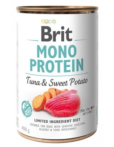 Brit Mono Protein Tuna & Sweet Potato...