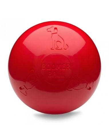 "Boomer Ball M - 6"" / 15cm czerwona"