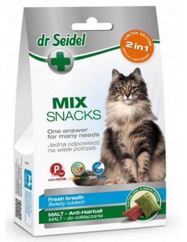 Dr Seidel Smakołyki dla kotów 2w1...