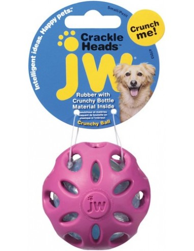 JW Pet Crackle Ball Small [47013]