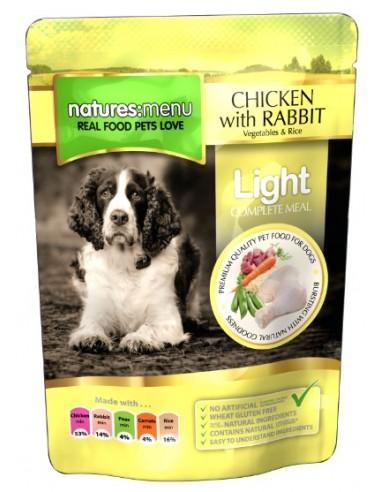 Natures Menu Pies Light - kurczak...