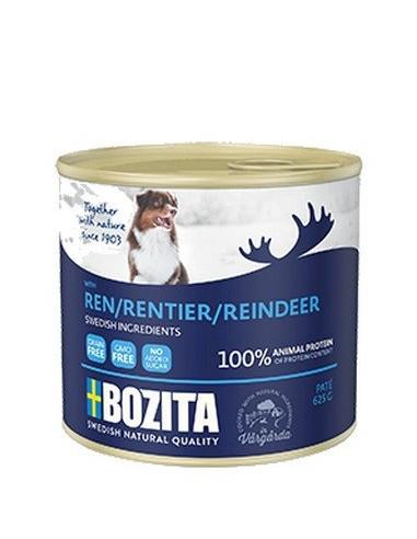 Bozita Dog Pasztet z reniferem puszka...