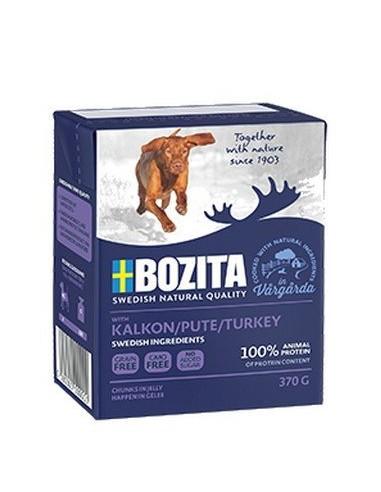 Bozita Dog Tetra Recart z indykiem w...