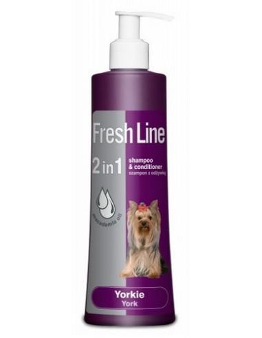 Fresh Line 2w1 York - Szampon z...
