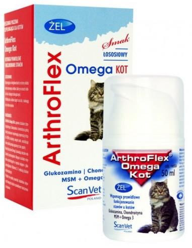 ScanVet ArthroFlex Omega żel dla kota...